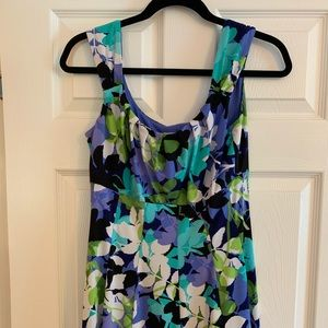 Perfect condition floral dress by London Times